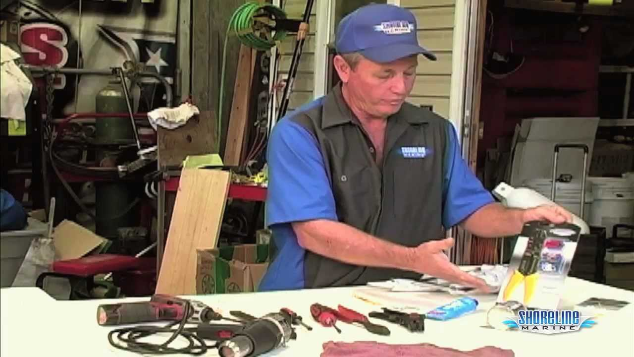 How To Install A Livewell Pump Youtube 1982 35 Hp Johnson Outboard Wiring Harness Free Picture