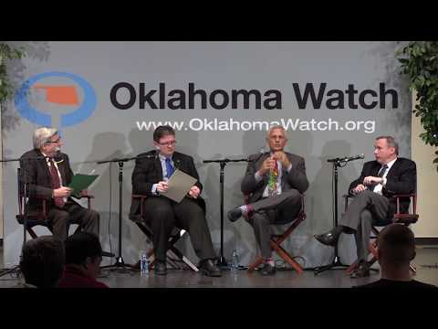 Oklahoma Watch-Out: The Marijuana Question
