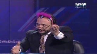 أبو طلال - ومدرسة اعلام ايلي باسيل حلقة 12 04 2016