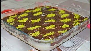 Dünyanın en kolay pastası 5 dakikada hazır muhteşem lezzet