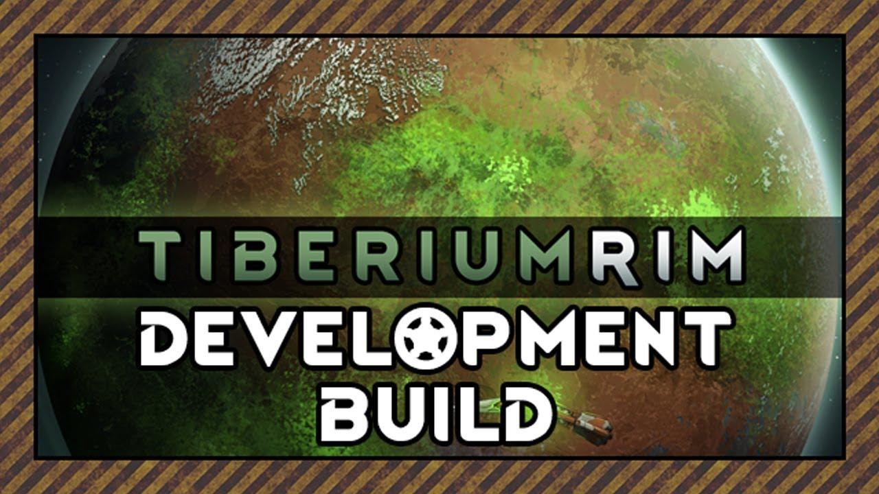 TiberiumRim 2 new features - Harvesters finally added - Let's Play  TiberiumRim mod rimworld