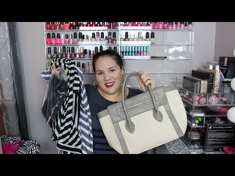 Plus Size Clothing Haul: Wal-Mart, Forever 21+, Target & Just Fab Accessories!!