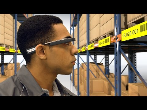 Picavi: Pick-by-Vision Order Picking with Smart Glasses