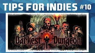 RPG game design tips from Darkest Dungeon creator, Tyler Sigman