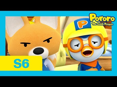 Pororo Season 6 | #12 Our Playground | What? Friends are mad at Pororo?! en streaming