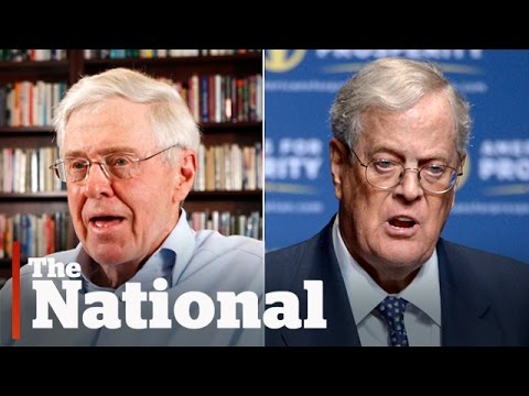 "The Koch Brothers' ""Dark Money"" 
