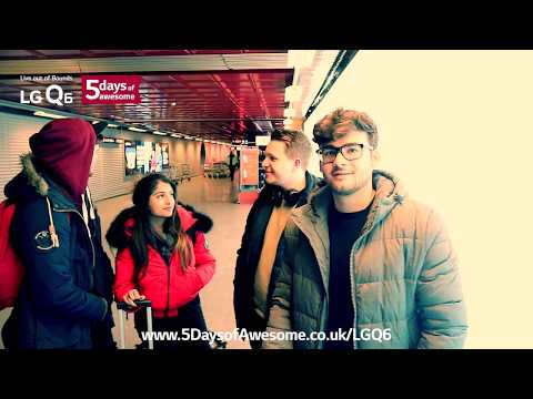 Download Youtube: LG Q6 | 5 Days of Awesome | Hasan from University of Leicester