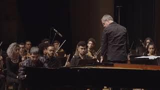 André Mehmari Trio & OSH no MASP, 10/11/2019 (parte 5)