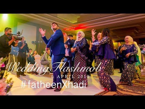 Wedding Flashmob (Malay, Hindi & Kpop Song Medley)