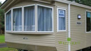 WILLERBY GRANADA XL 2010 Static Caravan Holiday Home sited at Warmwell Caravan Parks in Dorset