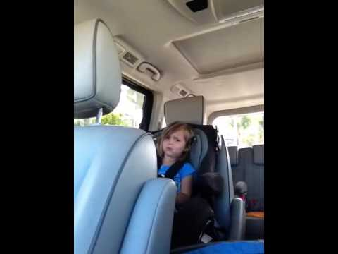 Little Girl Reacts To Adam Levine's Marriage & It's Hilarious