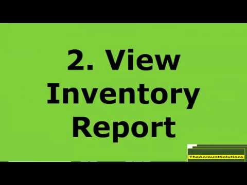 How To Record Sales, Purchases & Manage Inventory Using Excel Online