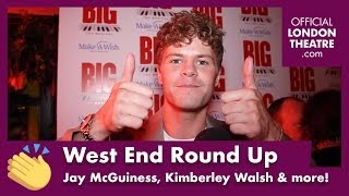 West End Round Up Ep.12 - BIG The Musical Interviews & Heartbeat of Home!