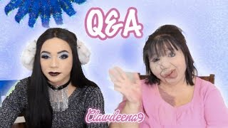 Q&A With my mom and Q$A