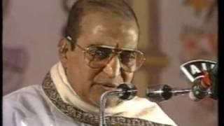 NTR speech World Telugu Federation  Madras 1994