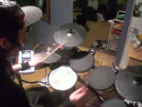 The Red Chord - Dread Prevailed on drums.