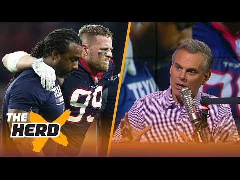 Colin talks about the NFL's reliance on 'star' players and whether it hurts the league | THE HERD