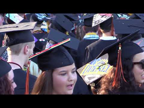 Keene High School Commencement - 6/15/18