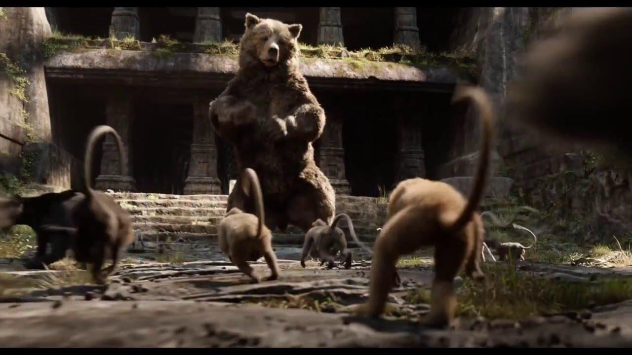 Download The Jungle book Fan-Made Trailer