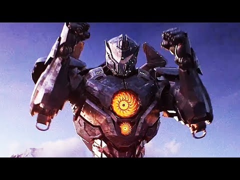 Pacific Rim Uprising Trailer 2017 Official 2018 Movie