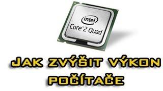 |► Jak zvýšiť výkon Procesoru a Grafické karty ◄|