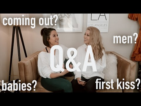 COUPLE Q&A | #LGBTQ Life, Babies, Men, Coming Out, Our Jobs + More
