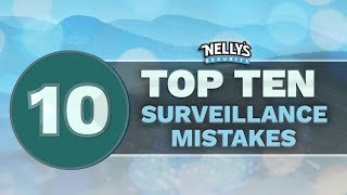 Top 10 Surveillance Mistakes To Avoid When Installing Your Security System for the First Time