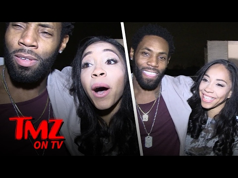 NFL's Antonio Cromartie Has Some Advice For Beyoncé and Jay Z | TMZ TV