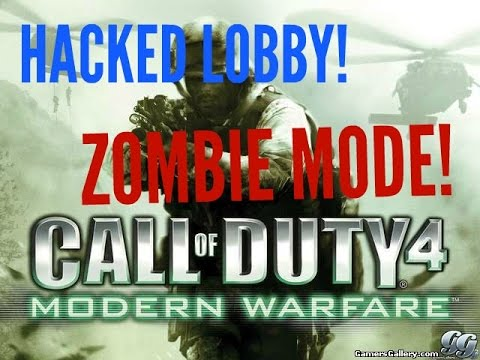 MW2 Modded/Hacked Lobby For PS3! + Tutorial