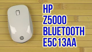 Розпакування HP Z5000 Bluetooth White E5C13AA