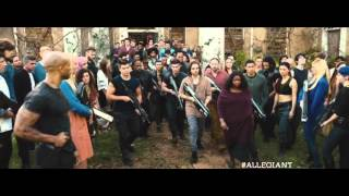 The Divergent Series  Allegiant - Official Trailer (2016) [Full HD] - Movie Trailers