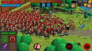 I had hacked grow a empire rome