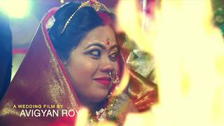 Best #Cinematic #Bengali #Wedding #Teaser of Sumi & Avigyan - 2018 | Afreen Afreen
