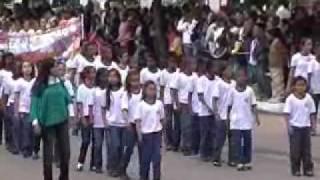 Desfile das Escolas 2009 - Santo Antônio do Amparo - MG
