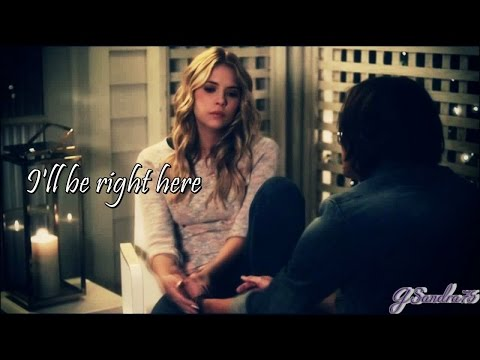 Hanna & Caleb ♡ I'll be right here (for * Cheers *)