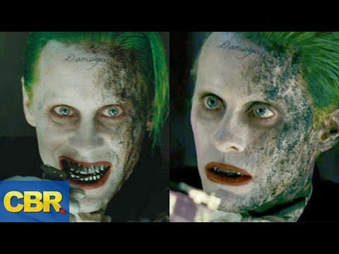 What Nobody Realized About Jared Leto's Joker Deleted Scene