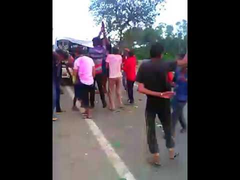 Dance with ganesh visharjan damua park ke raja