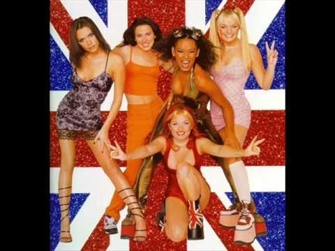 Spice Girls Who do you think you are with lyrics