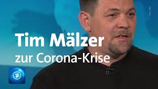 TV-Koch und Gastronom Tim Mälzer fühlt sich von der Politik stiefmütterlich behandelt. Die Regierung habe keinen echten Rettungsschirm oder Plan für die ...