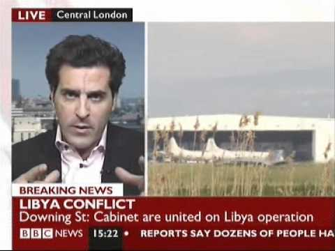 BBC Interview on Libya, Obama and NATO