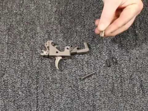 Echo Trigger Reassembly Video Putting Your Echo Back Together Again Youtube