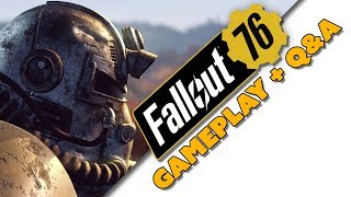 Hands-on with Fallout 76! Gameplay & Commentary