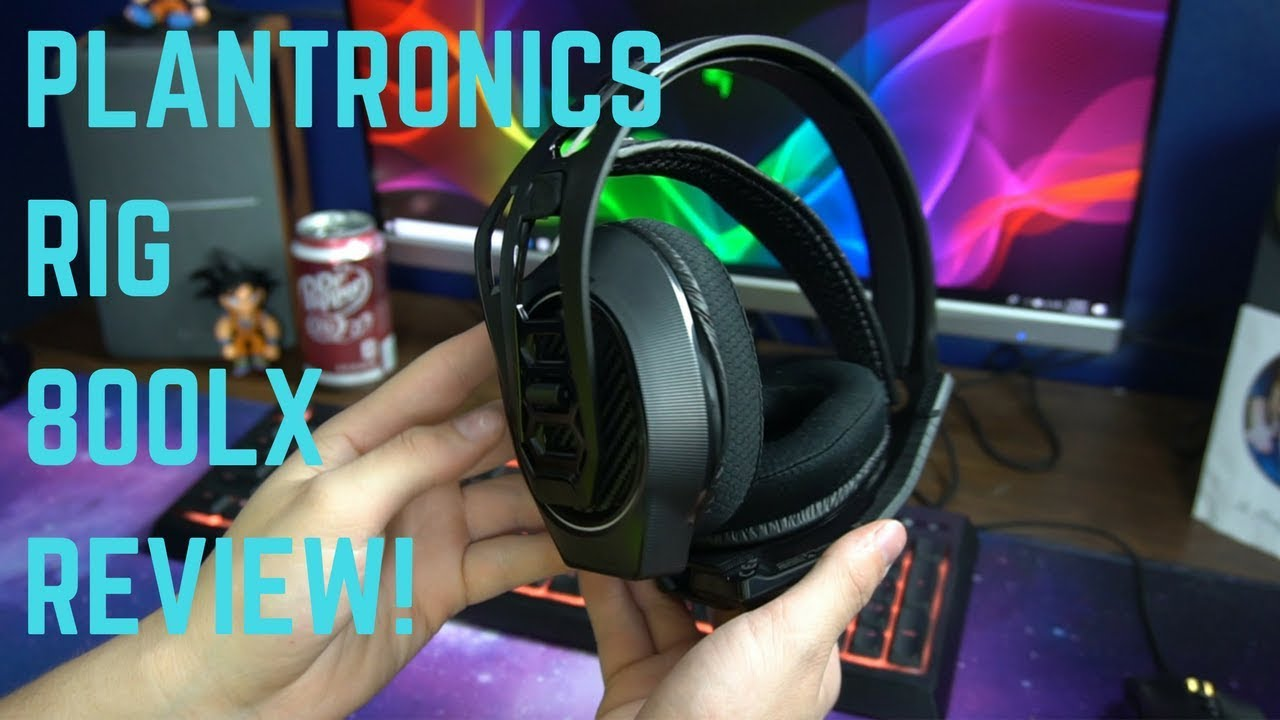 Plantronics RIG 800LX Review with Dolby Atmos - My Honest Review!