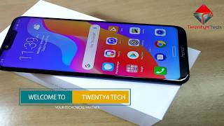 Honor Play Unboxing and First Look in Hindi!!
