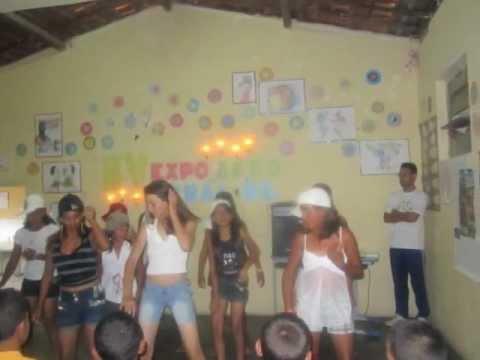 IV EXPO AFRO BRASIL 2012 FOTOS - VENTUROSA - PE (DISTRITO DO GROTÃO)