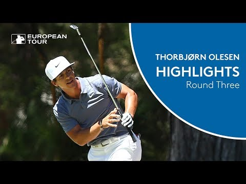 Thorbjørn Olesen Highlights   Round 3   2018 ISPS Handa World Super 6 Perth