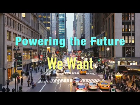 2016 Powering the Future We Want - Energy for Sustainable Transport