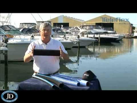 Teleflex Shields Wet Exhaust Hoses