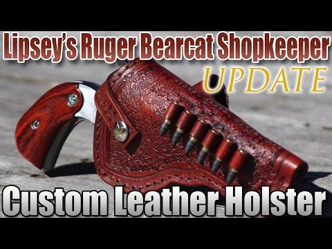 Ruger Shopkeeper Update: NEW HOLSTER!!