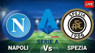 (live) napoli-spezia(full hd livestream vivo 2021)